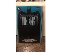 Batman: Legends of the Dark Knight 1. Blue cover. VF.