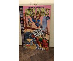Super Heroes Stamp Album  Book 4 1930-39. VF