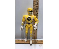 8 inch Yellow Power Ranger