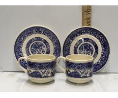 Vintage Cup Set