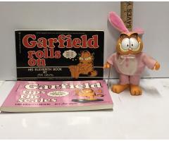 Vintage Garfield Bloks and Baby